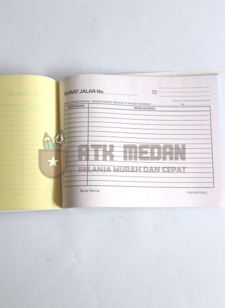 Bon Pengantar Barang / Surat Jalan Besar NCR 3 Ply $j