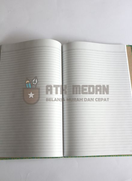 Buku Tulis Folio Hard Cover 100 Lembar Merek Volta $j
