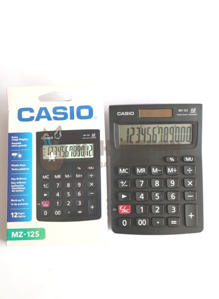 Calculator CASIO MZ 12 S $j
