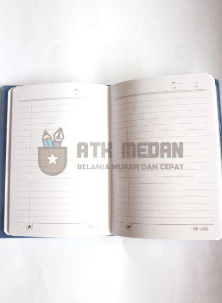 Buku Notes Notebook 222 Merek Standard $j