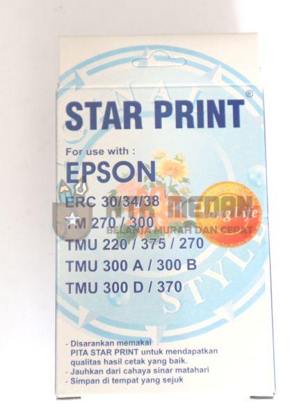 Pita ERC 30/34/38 Merek Star Print $j
