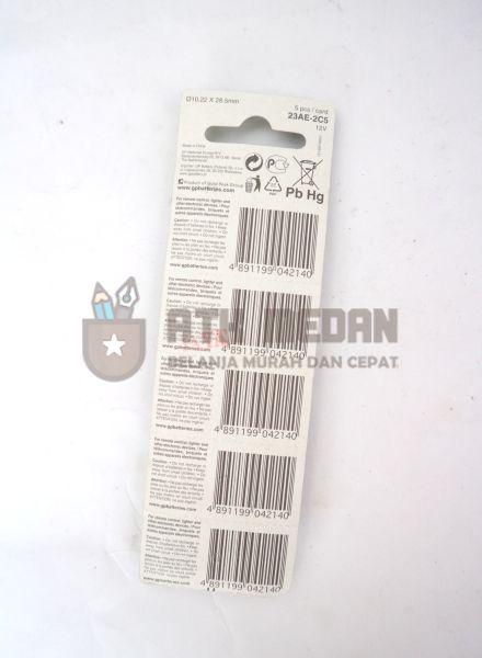 Baterai Remote 23AE GP Ultra High Voltage Battery $j