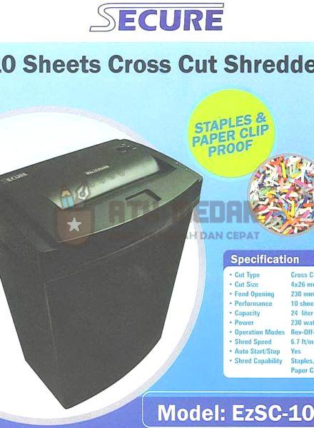 Mesin Pemotong Kertas / Paper Shredder Secure $j