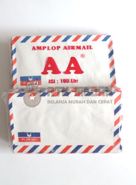 Amplop Air Mail Kecil