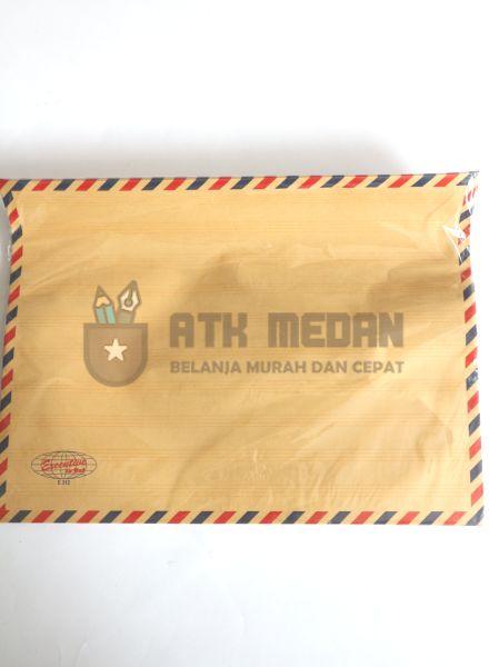 Amplop Coklat Tali 312 Airmail