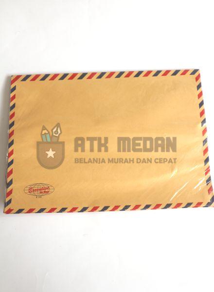 Amplop Coklat Tali 311 Airmail