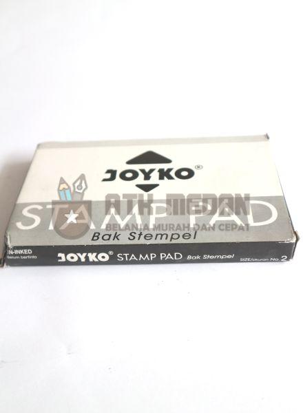 Bantalan Stempel / Stamp Pad No.2 JOYKO top
