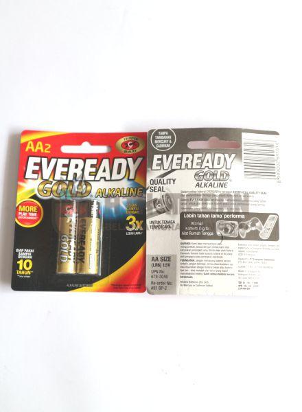 Baterai Alkaline AA (2pcs)