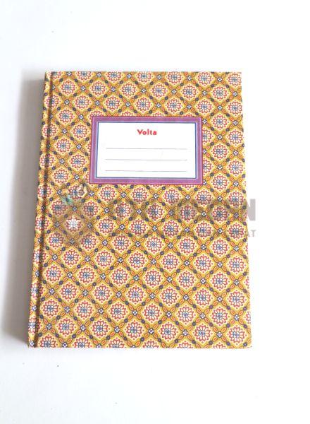 Buku Tulis Quarto Hard Cover 100 Lembar Merek Volta