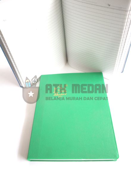 Buku Tulis Quarto 200 Lembar Merek Standard 201