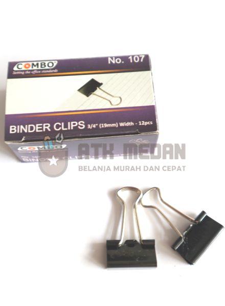 Binder Clips 107