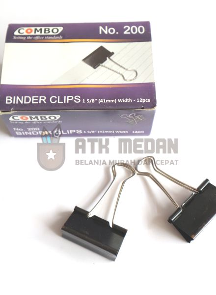 Binder Clips 200 top