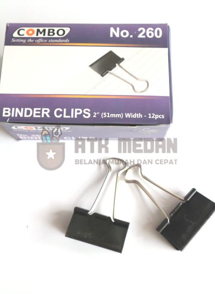 Binder Clips 260