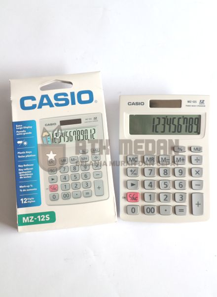 Calculator CASIO MZ 12 S