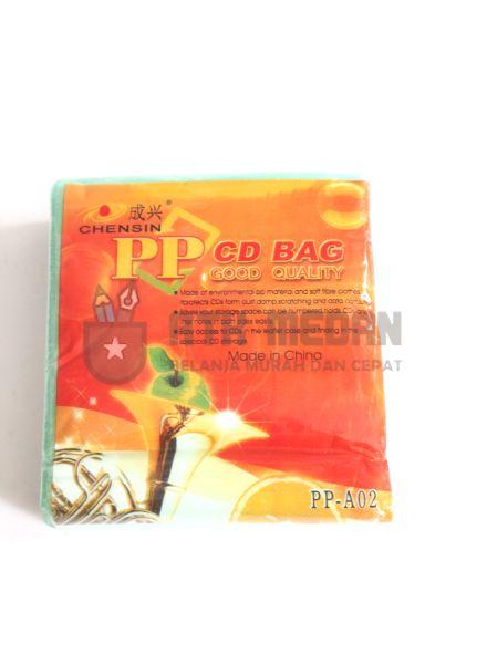 Plastik CD / Tempat CD