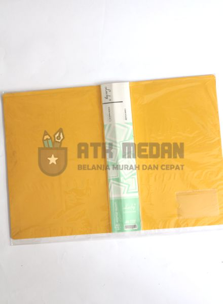 Clear Holder 40 Lembar