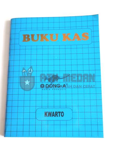 Buku Kas Uk Quarto 100 Lembar Merek Kangguru / Dong A