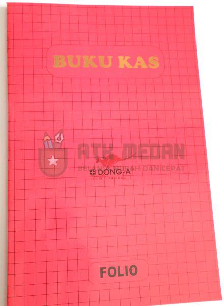 Buku Kas Uk Folio 100 Lembar Merek Kangguru / Dong A