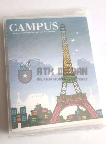 Buku Loose Leaf Besar / Map Binder B5 top