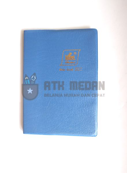 Buku Notes Notebook 222 Merek Standard