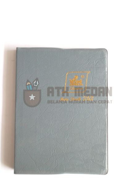 Buku Notes Notebook 262 Merek Standard
