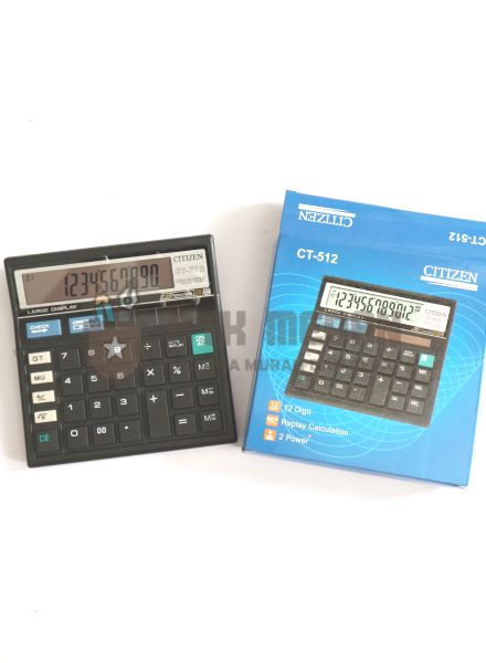 Calculator / Kalkulator Citizen CT 512 12 Digit