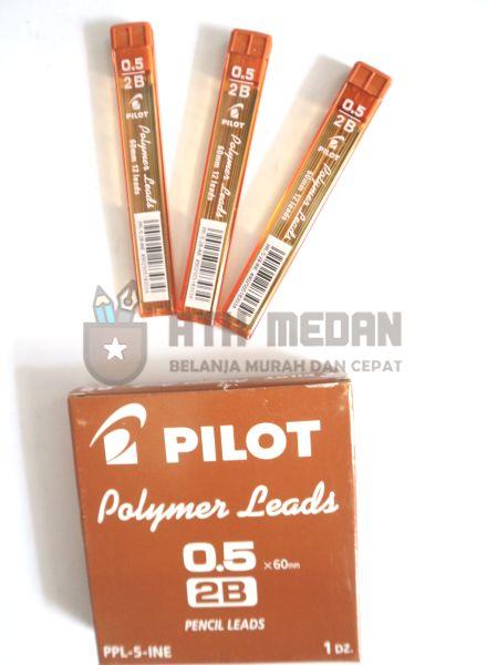 Isi Pensil 2B Merek Pilot