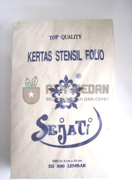 Kertas Stensil Ukuran Folio