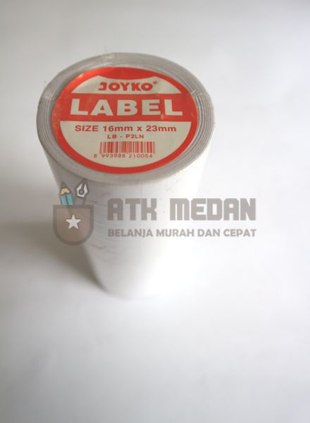 Stiker Label 2 Baris 16 X 23 mm