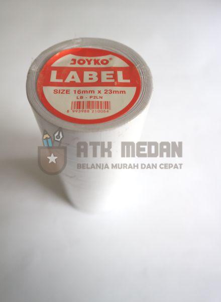 Stiker Label 2 Baris 16 X 23 mm
