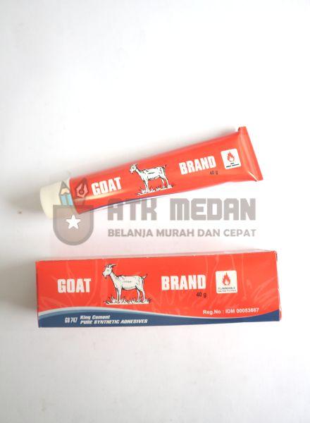 Lem Kambing / Lem Goat Tipe Odol