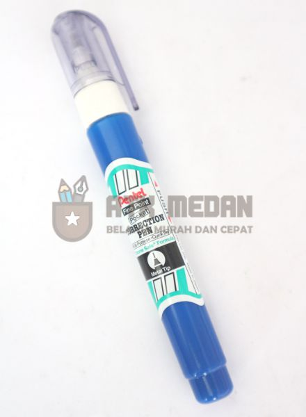 Tipp Ex / Correction Tape Pen Merek Pentel