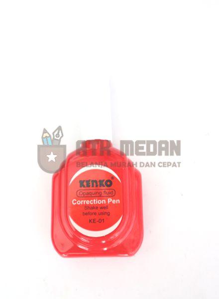 Tipp Ex / Correction Tape Botol Merek Kenko KE-01