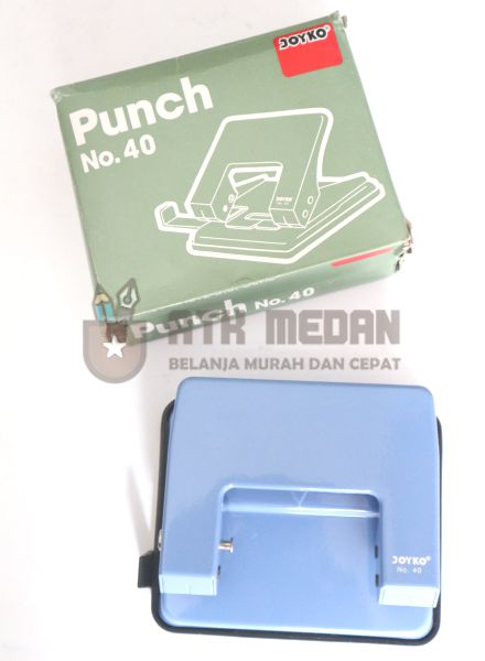 Punch / Pelobang Kertas No 40