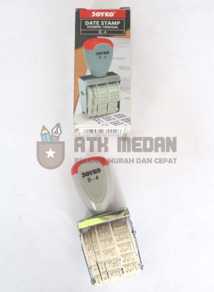Stempel Tanggal / Date Stamp Merek Joyko