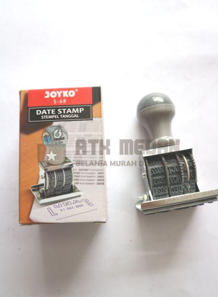 Stempel Lunas Tanggal / Date Stamp Merek Joyko