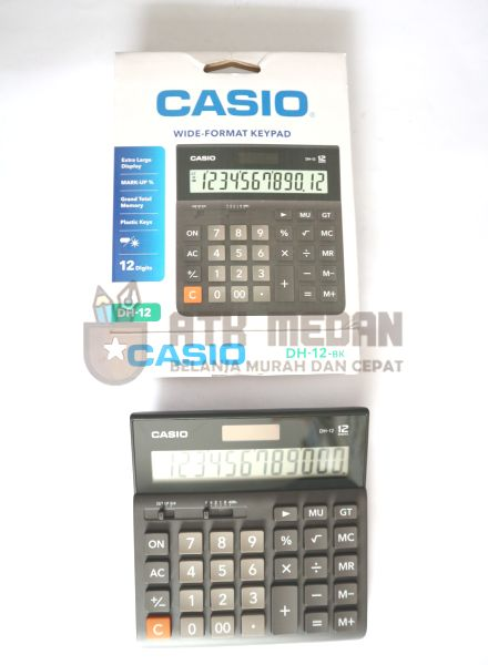 Calculator / Kalkulator Casio DH-12 12 Digits