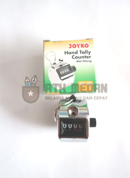 Hand Tally Counter / Alat Hitung Joyko HC-4D