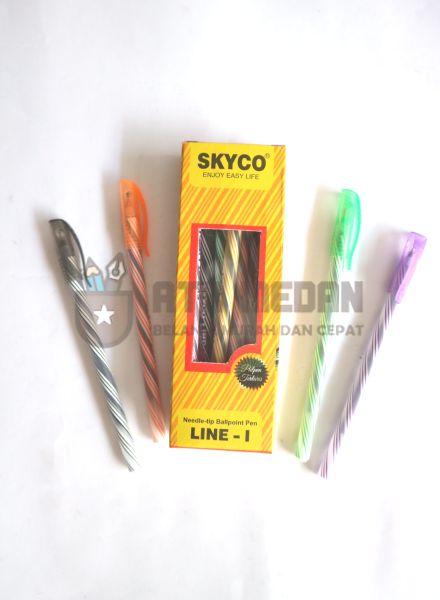 Pulpen Skyco