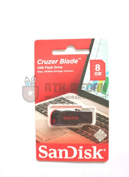 USB Flash Drive / Flash Disc 8G Sandisk top