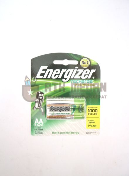 Batere Cas / Rechargeable Battery Energizer top