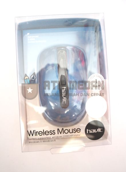 Wireless Mouse Merek Havic top