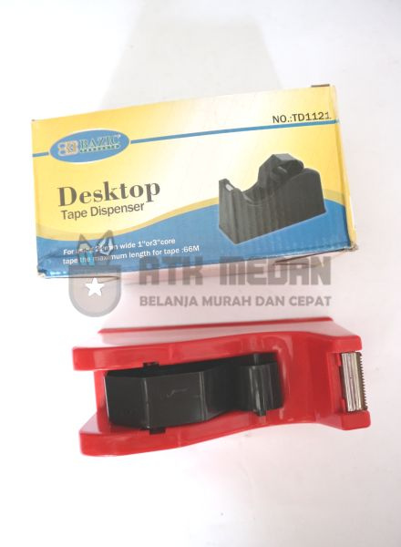 Desktop Tape Dispenser TD1121 top