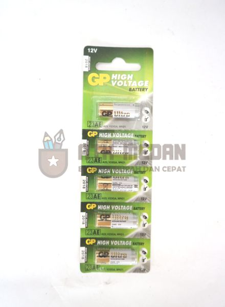 Baterai Remote 23AE GP Ultra High Voltage Battery