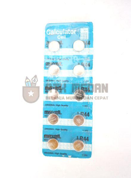Baterai Calculator / Jam Tipe LR44