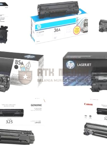Jasa Isi Ulang Toner HP Canon Epson Brother