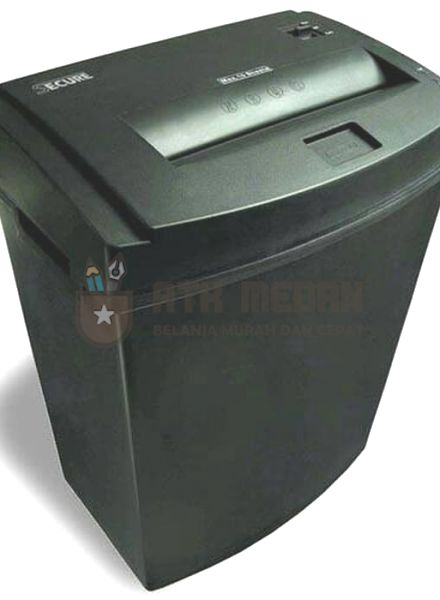 Mesin Pemotong Kertas / Paper Shredder Secure